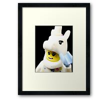 Do you believe in Unicorns? Framed Print