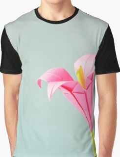 origami flower Graphic T-Shirt