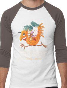 Super Play #26 Final Fantasy Men's Baseball ¾ T-Shirt