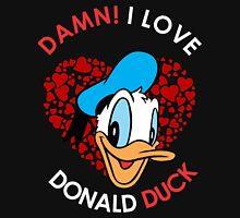 Donald Duck Love Unisex T-Shirt