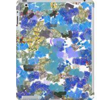 Mixed brushes iPad Case/Skin