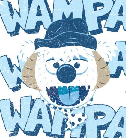 WAMPA WAMPA WAMPA!! Sticker