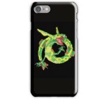 rayquaza iPhone Case/Skin