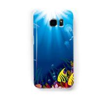 Underwater world Samsung Galaxy Case/Skin