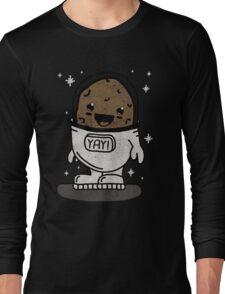 SPACE POTATO ERMAHGERD!! Long Sleeve T-Shirt