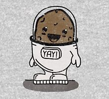 SPACE POTATO ERMAHGERD!! Unisex T-Shirt