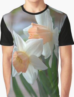 Delicate Daffodils  Graphic T-Shirt