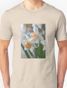 Delicate Daffodils  Unisex T-Shirt