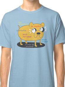 SO ADVINCHURE....MUCH FREND...WOW!! Classic T-Shirt