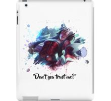 Ahri art iPad Case/Skin