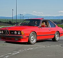 1982 BMW M6 E24 Sports Coupe II by DaveKoontz