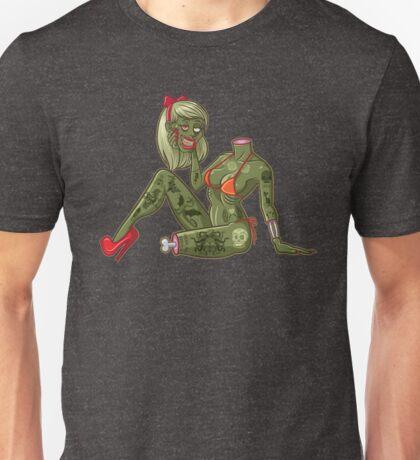 I'm Dead, Not Ugly Unisex T-Shirt