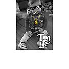 Leo - Thug Life by ODN Apparel