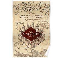 the marauders map full screen TB Poster