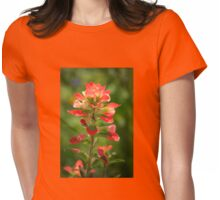 Painted With Light Womens Fitted T-Shirt