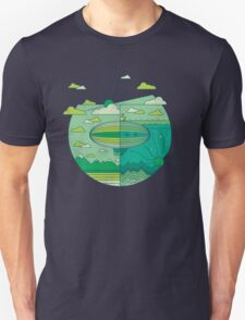 As Above, So Below (Spring Edition) Unisex T-Shirt