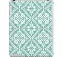 Juza Blue Pattern Tablet Case iPad Case/Skin