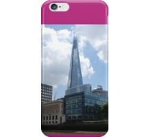 The Shard in London iPhone Case/Skin