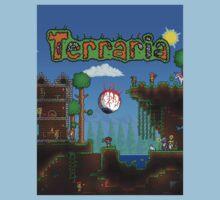 Terraria Kids Tee