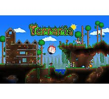 Terraria Photographic Print