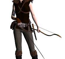 Wildling Archer by MichelleIacona