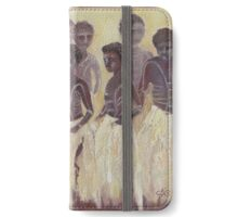 MY LAND MY PEOPLE iPhone Wallet/Case/Skin