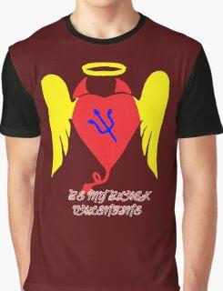 BE MY DARK VALENTINE Graphic T-Shirt