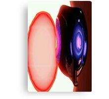 Halo - Burning Spark Canvas Print