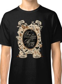 OUAT quotes. Once Upon A Time. V2. Classic T-Shirt