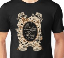 OUAT quotes. Once Upon A Time. V2. Unisex T-Shirt