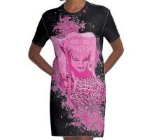 Nina Hagen Graphic T-Shirt Dress