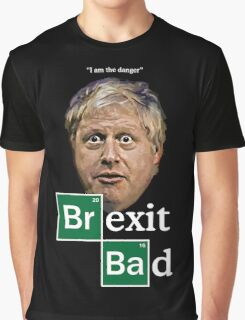 Boris - Brexit Bad Graphic T-Shirt