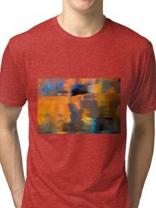 Color Abstraction LXXII Tri-blend T-Shirt