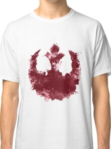 Rebel Alliance splatter  Classic T-Shirt