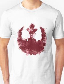 Rebel Alliance splatter  Unisex T-Shirt