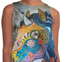 the fantastical being of hope!!! Contrast Tank