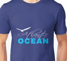 Atlantic Ocean Dark Unisex T-Shirt