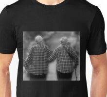 Growing Old Together Unisex T-Shirt