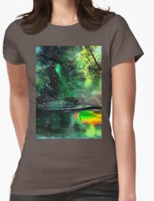 Brook Womens Fitted T-Shirt