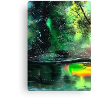 Brook Canvas Print