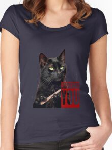 Judging You Women's Fitted Scoop T-Shirt