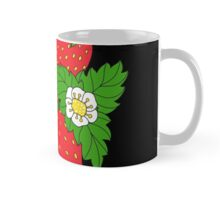 Ripe juicy strawberries Mug