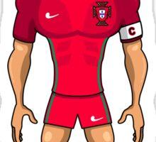 Ronaldo (SuperEuros) Sticker