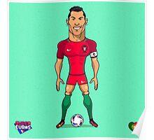 Ronaldo (SuperEuros) Poster