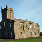 St Bridget's Church Morseby by amylw1