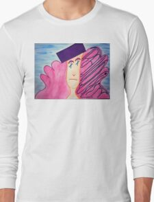 Tranquility on the Mind Long Sleeve T-Shirt