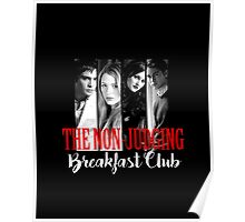 The Non-Judging Breakfast Club Poster
