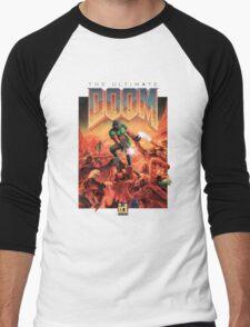 Doom Men's Baseball ¾ T-Shirt