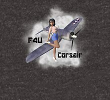 F4U Pin Up Art Unisex T-Shirt