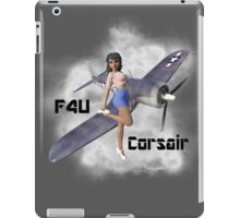 F4U Pin Up Art iPad Case/Skin
